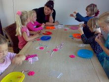 Workshop met kidz